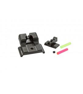 RA WE M&P CNC Steel Front & Rear Sight Set (ATEI)