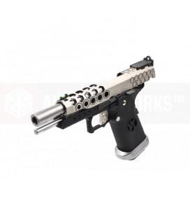 AW HX2501 2T 5.1 HXEX CUT GBB Pistol SV