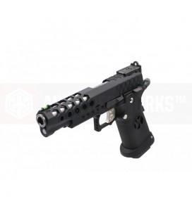 AW HX2501 2T 5.1 HXEX CUT GBB Pistol (BK)