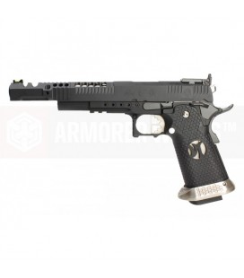 AW HX2402 .38 Supercomp Race GBB Airsoft Pistol with Scope Mount