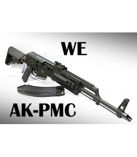 WE AK PMC GBBR