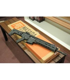 PTS (KWA) Masada GBB Rifle (Black)