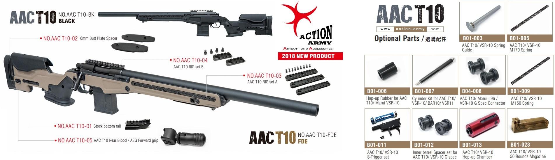 AAC T-10 Sniper